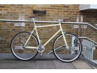 SALE ! GOKU cycles Steel Frame Single speed road bike TRACK bike fixed gear fixie S2