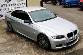 BMW 320D M-Sport Coupe (Finance & Warranty)