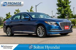 2015 Hyundai Genesis 3.8 Luxury. CPO. NAVI. PanoRoof. Leather. C