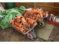 Lots of Terracotta Pots - Various Sizes