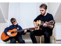 Guitar Lessons with Experienced Tutor - STUDENT RATES AVAILABLE (with valid ID)
