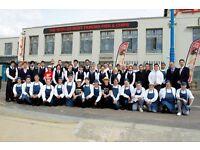 Line Chefs Harry Ramsden's Newquay £7.50 x hour