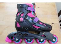 Inline Skates - Girls (Tinkerbell)