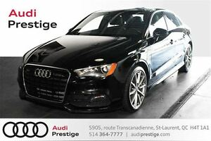 2015 Audi A3 S-LINE MAGS 18''+