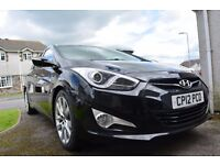 Hyundai I40 premium - 1.7CRDI Automatic estate - full 12 month MOT
