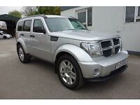 2009 Dodge Nitro 2.8 SXT CRD *** MOT until 06-01-18 ***