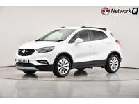 Vauxhall Mokka X ELITE S/S (white) 2017-05-26
