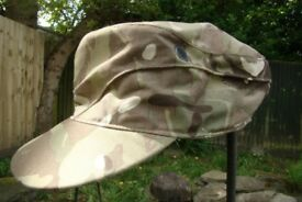 NEW - Current British Army Issue MTP Patrol CAP (Medium)