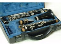 Yamaha YCL 26II Clarinet in Hard Case with Reeds