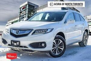 2017 Acura RDX Elite at 7yrs Warranty| No Accident|