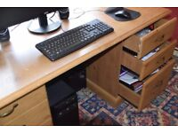 office/home desk in good condition some cosmetic marks as in pictures