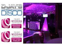 AWARD WINNING WEDDING & EVENT DJ SERVICE