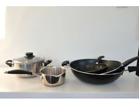 Non Stick Pots and Pans