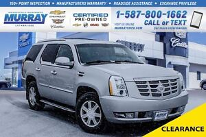 2010 Cadillac Escalade Luxury Collection **Sunroof! Navigation!
