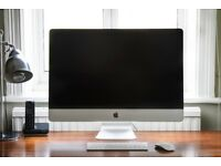 "Apple iMac 27"" 3.4 GHZ Intel Core i7, 24GB 1333 mhz DDR3, AMD Radeon HD and 1TB Superdrive"