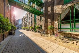 CONVERTED WAREHOUSE 2 BED APARTMENT - LONDON BRIDGE - FURNISHED - AVAILABLE NOW ONLY £600 PER WEEK!