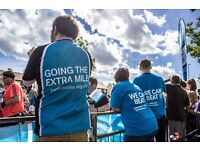 Volunteer photographers needed for the Great North Run!