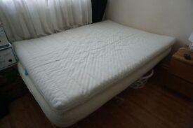 Foam mattress IKEA MOSHULT