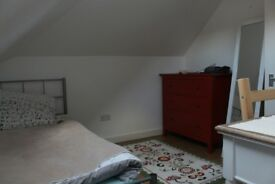 Cosy single room for short rent in shared, family house.