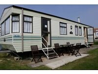 Holiday Caravan for Hire in Weymouth Dorset