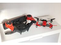 Drone Bebop Parrot - Controller Backpack - FULL KIT HALF PRICE