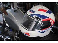 NOLAN n35 Vintage F1 motorbike helmet