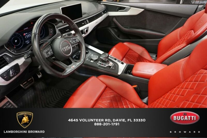 Image 9 Voiture American used Audi S5 2018