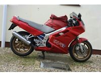 Honda VFR750 FL 1990 Very good condition but a non starter after storage Ill health forces sale