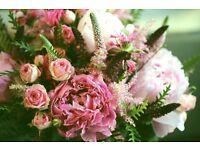 Full time florist, Phillo, Notting Hill, London
