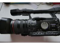 Canon XH A1s PROFESSIONAL CAMCORDER for sale  York, North Yorkshire