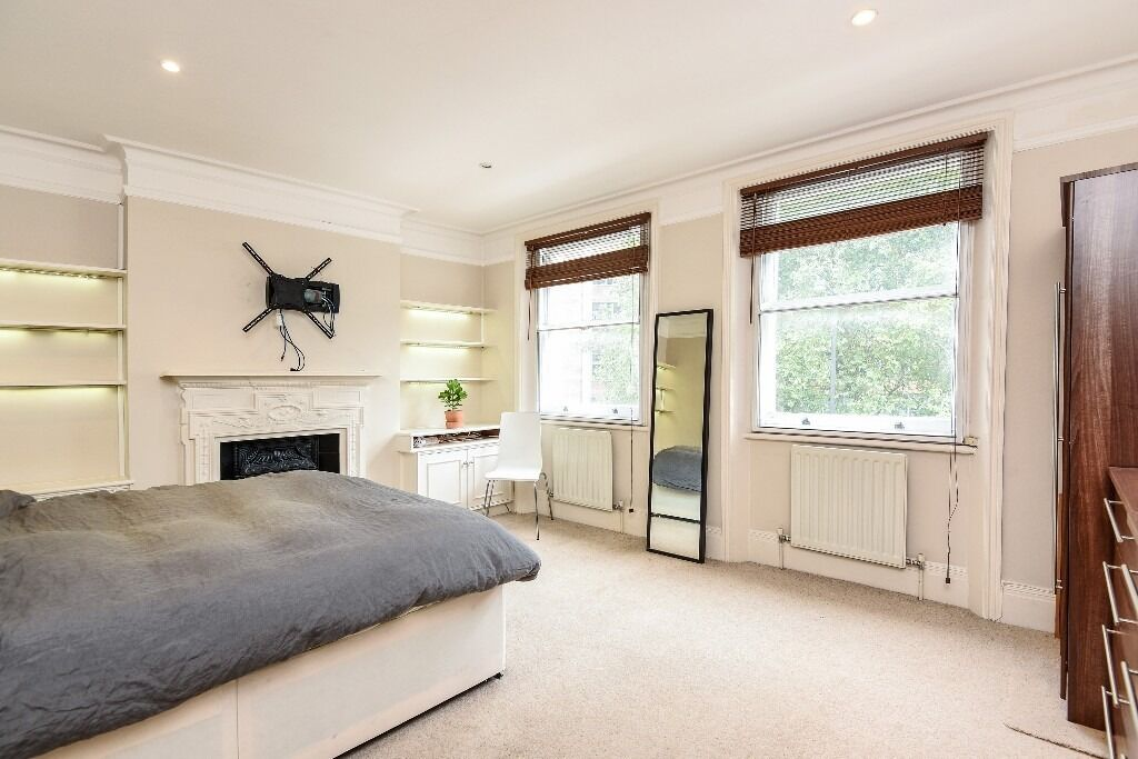 A newly refurbished, two double bedroom flat located close to Putney Bridge, New Kings Road, SW6