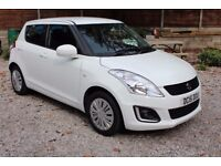 Suzuki Swift 1.2 SZ2 5dr. 2015 Excellent Condition. Lots of Extra's