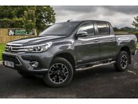 2017 Toyota Hilux 2.4 TD Invincible X