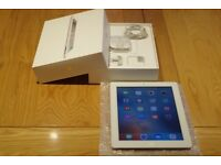 Apple iPad 2 16GB Wi-Fi boxed in excellent condition A1395