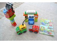 LEGO DUPLO CREATIVE CARS – MODEL No 10552 EXCELLENT CONDITION