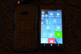 microsoft lumia 535 mobile phone