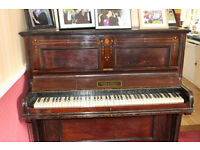 Free tuneable Piano. Good condition. Must be collected.
