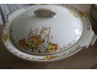 Tams Ware 'Rustic Arch' China Serving Dish