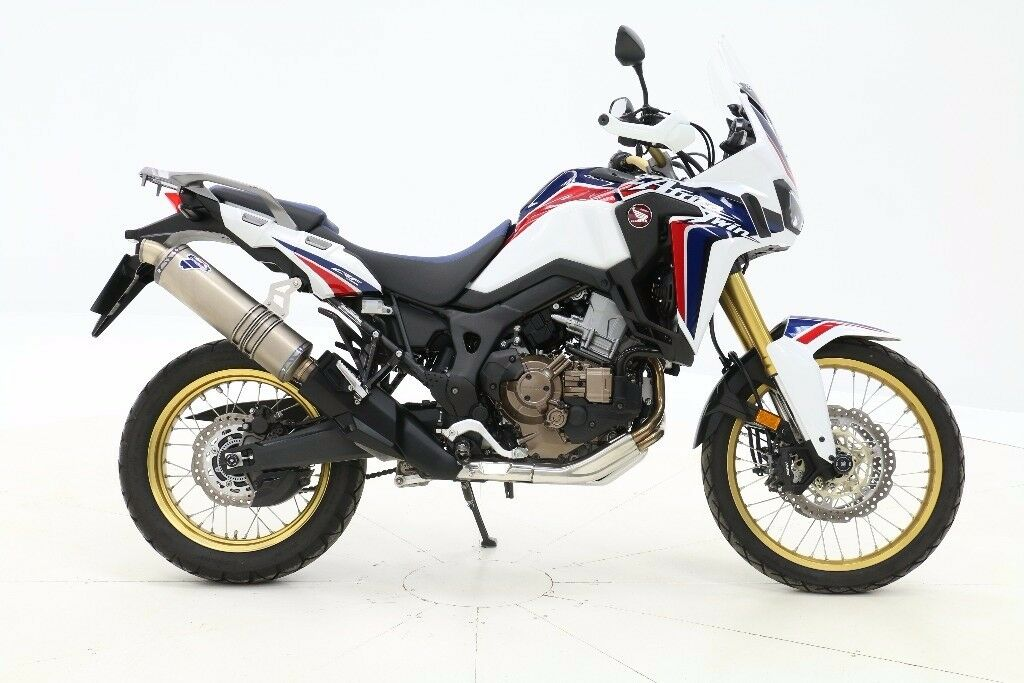 --- SOLD SOLD SOLD --- 2017 Honda CRF1000L Africa Twin DCT---