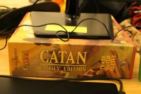 Settlers of Catan original Family edition
