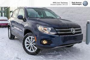 2013 Volkswagen Tiguan 2.0 TSI Comfortline  * 84$ / SEM *