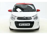 Citroen C1 FLAIR (white) 2015-03-27