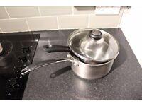 Pots or pans