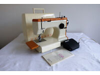Frister and Rossmann Cub 3 Portable Sewing Machine - Immaculate Condition