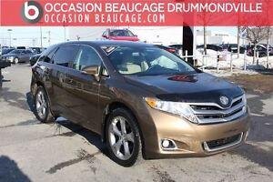 2013 Toyota Venza V6 AWD - DÉMARREUR - BAS MILLAGE!!