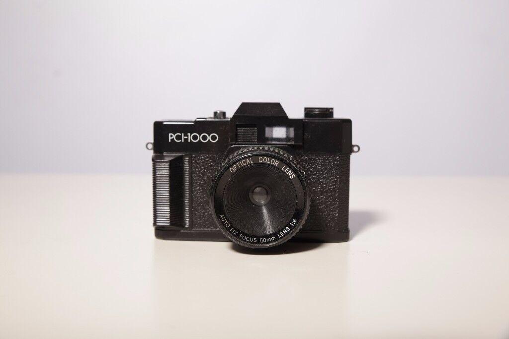 PCI 1000 Vintage camera