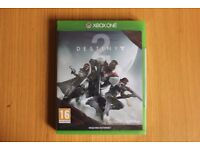 Destiny 2 Xbox One Game - Brand New & Sealed - Free Fallout 4 and 3