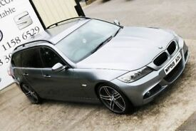 2010 BMW 320D M SPORT BUSINESS EDITION TOURING 175 BHP *NIGHT EDITION SPEC* (FINANCE & WARRANTY)