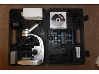 Traveller Microscope With USB Interface