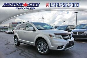 2012 Dodge Journey SXT & Crew Low K's Sun Roof Bluetooth